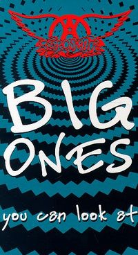 Cover Aerosmith - Big Ones [DVD]